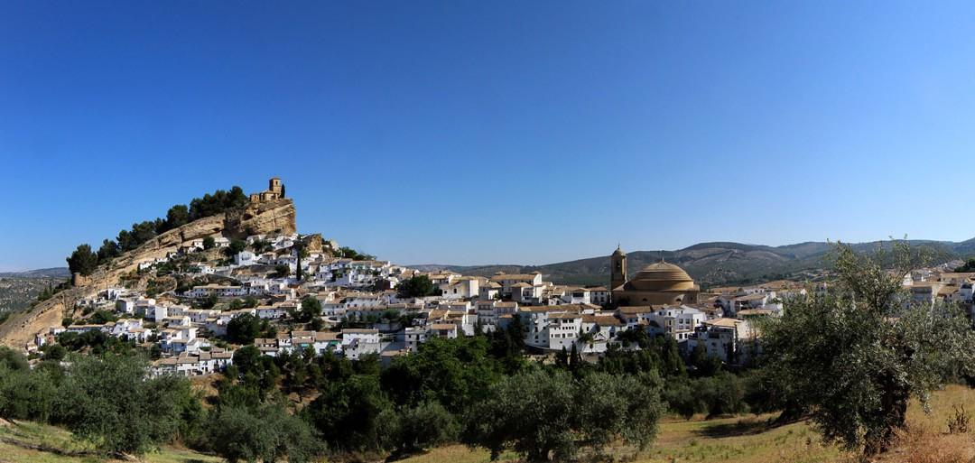 Montefrío es uno de los diez pueblos con mejores vistas del mundo